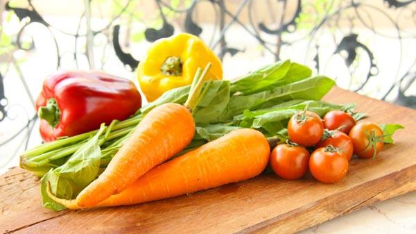 Vegetarian diet benefits