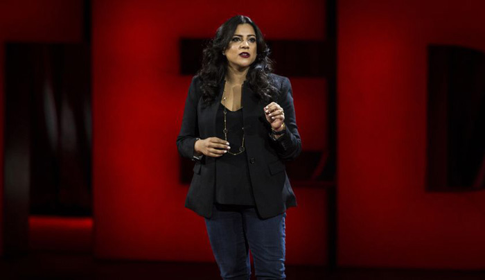 Every Woman Must Watch This Inspiring Talk On The Importance Of Following Your Dreams And Not Always Being Perfect
