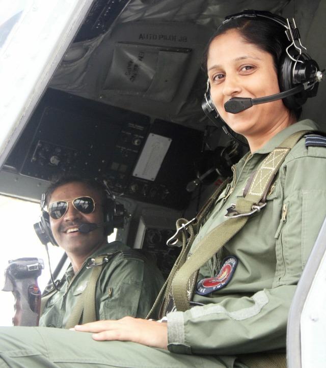 Women in IAF