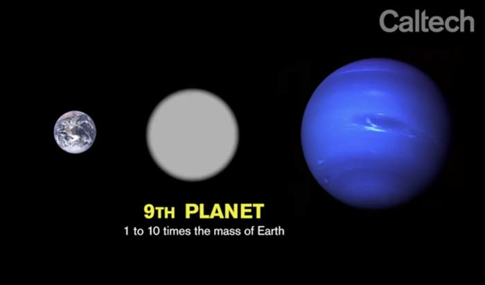 Mysterious Planet Is To Blame For Mass Extinctions Of Life On Earth, Scientist Claims