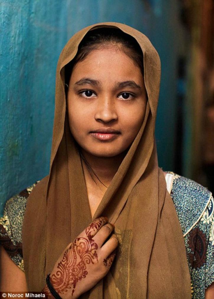 Resident of Dharavi