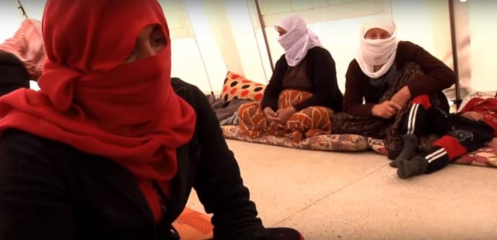 My Captors Were Not Like Humans, Says Former Yazidi ISIS Sex Salve