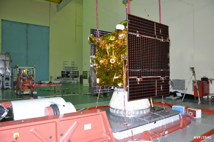 IRNSS-1F