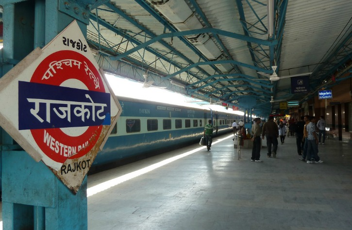 Rajkot Railway Station