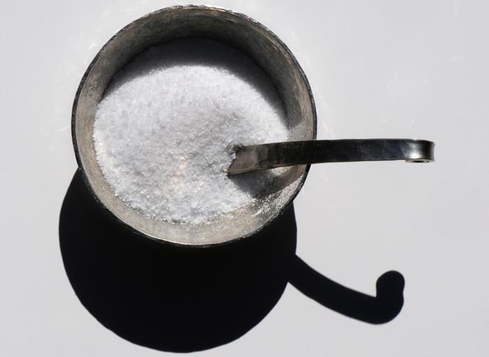 Excess Salt In India
