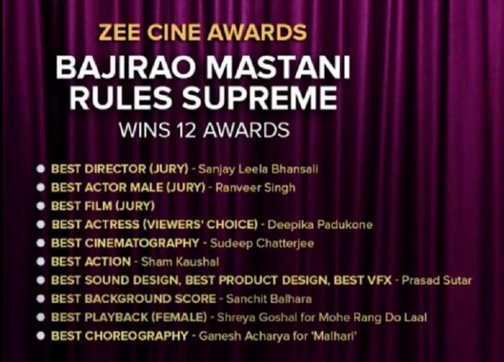 Zee Cine