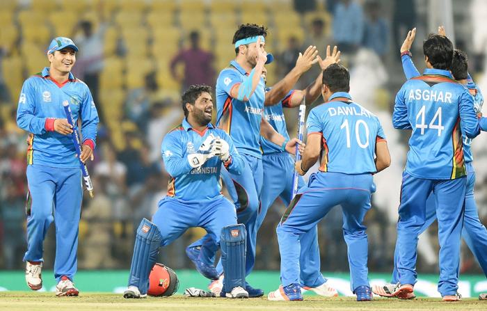 AFG team celebrates