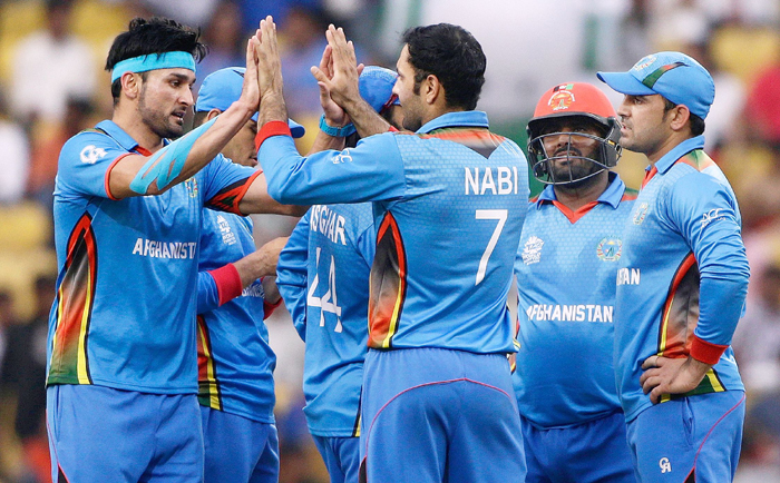 Afghanistan Cricket Team Creates History, Beat West Indies To ...: T20I Cricket