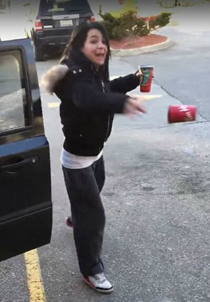 Toronto woman