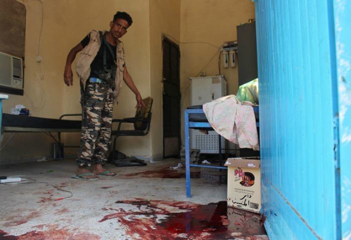 16 dead in Yemeni terrorist attack