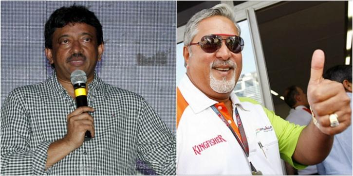 Vijay Mallya and RGV