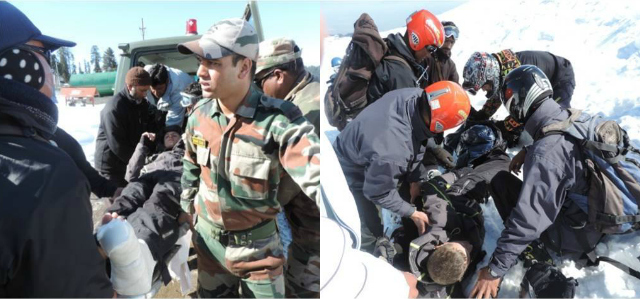 Indian Army Rescue
