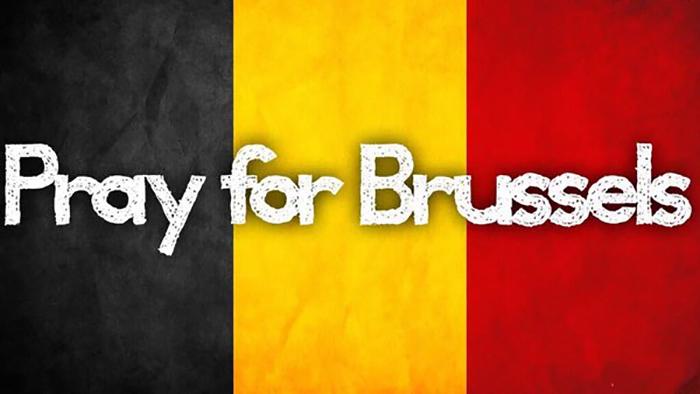 Serial Blasts In Brussels Leave 21 Dead