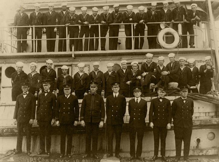 USS Constoga