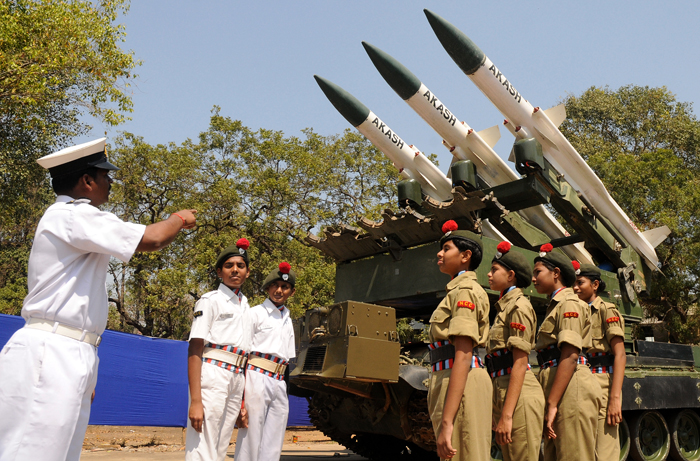 Indian Army Ignores #MakeInIndia