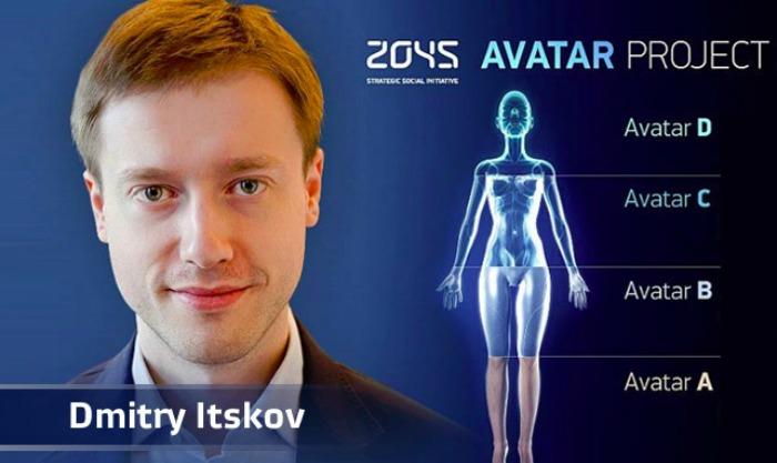 Dmitry Itskov