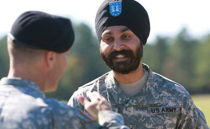 Sikh Captain Sues Us Army Over 'Targeted' Grooming Tests