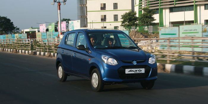 After Setting Records With Maruti 800, Maruti Suzuki Alto Becomes First Car to Touch 3 Million