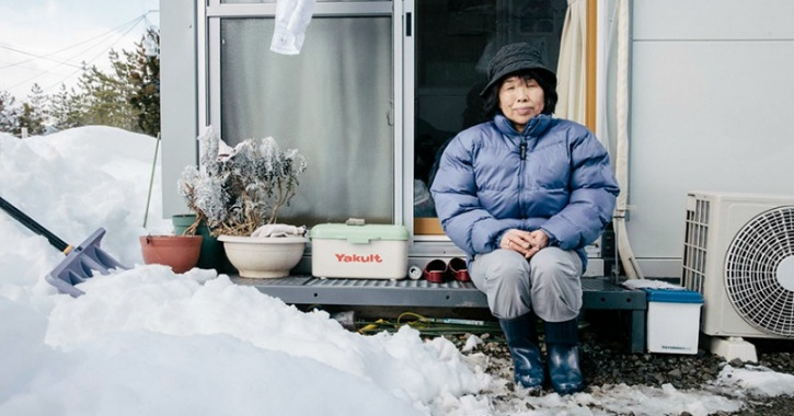 One of the 7,400 who returned to Fukushima in 2014