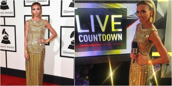 Giuliana Rancic Grammys