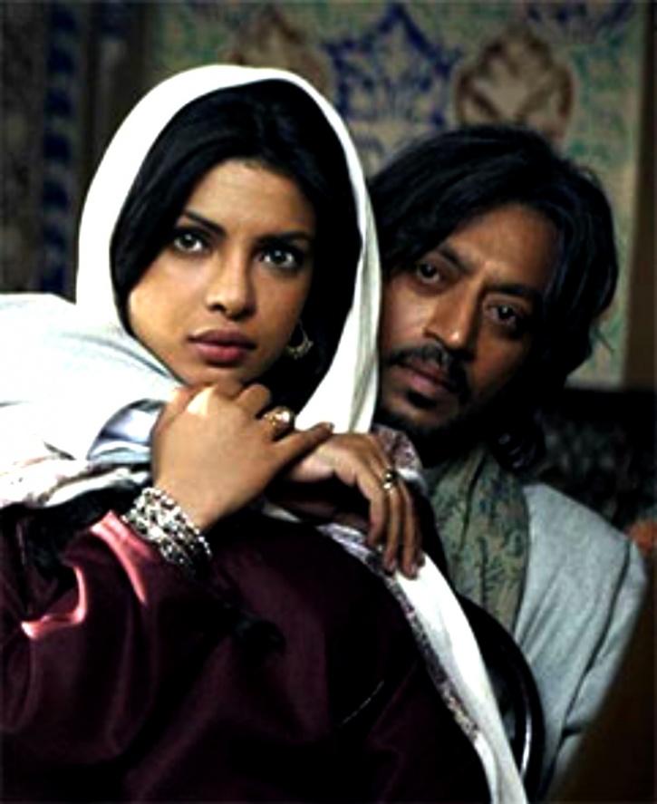 Irrfan Khan and Priyanka Chopra