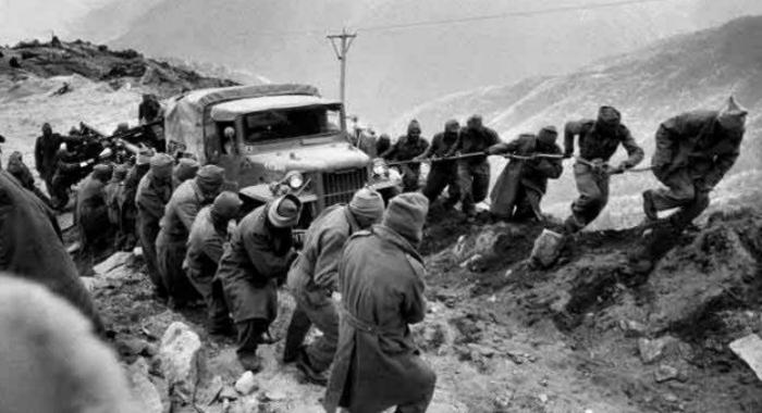 India china war 1962