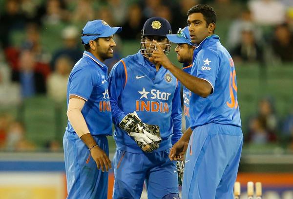 India players discuss