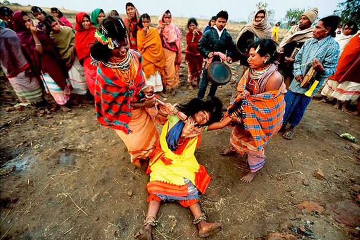 Witch-Hunts Killed 156 In India In 2014