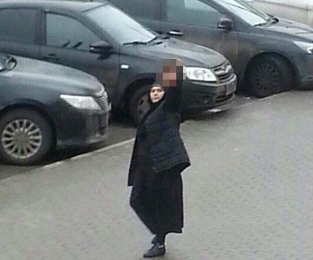 moscow terrorist woman