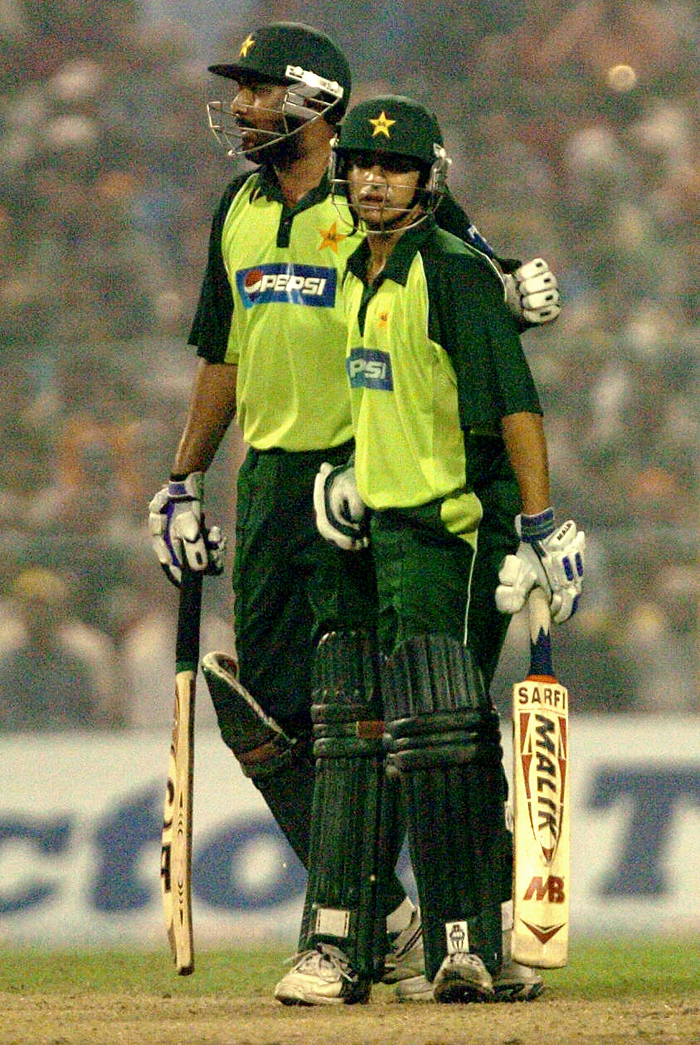 Inzamam and Butt