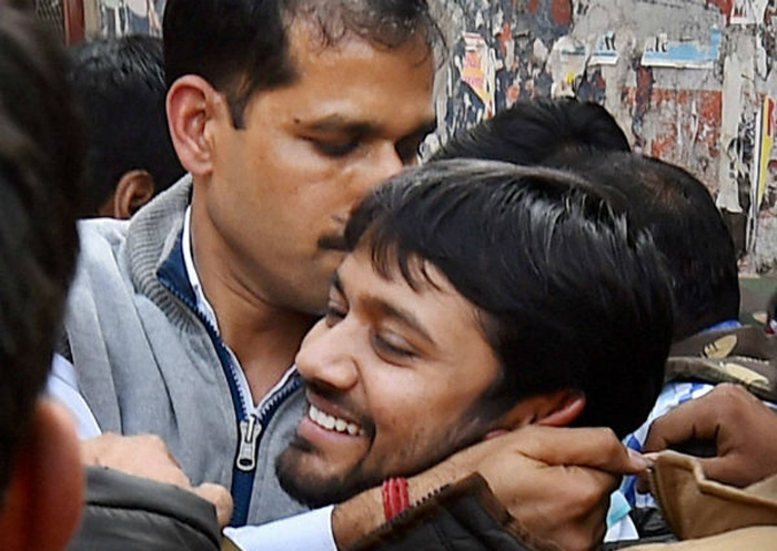Cops Say They Have No Proof That Kanhaiya Raised Anti-National Slogans