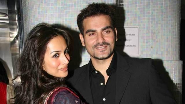 Arbaaz and Malaika