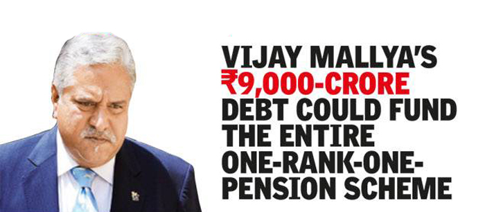 Mallya Owes Rs 9000 Crores To Banks, This Is How That Money Could Have Been Utilized