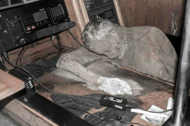 German Adventure Missing Since 2009 Found Mummified