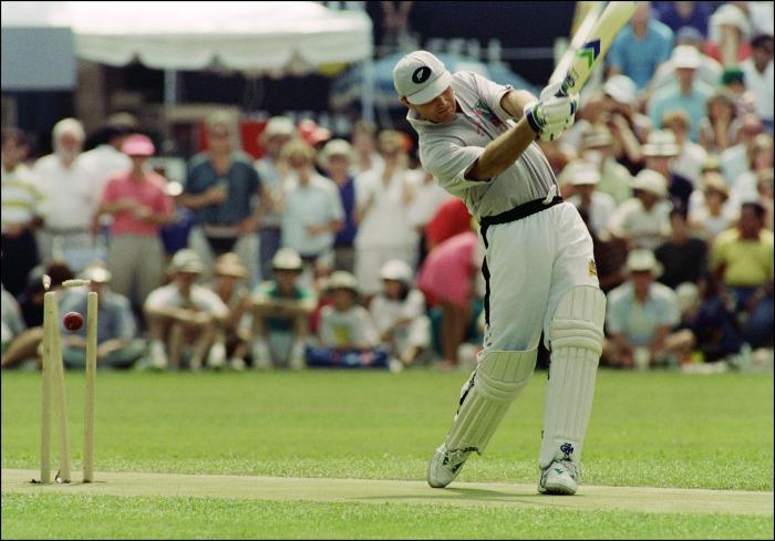 Martin Crowe in 1993