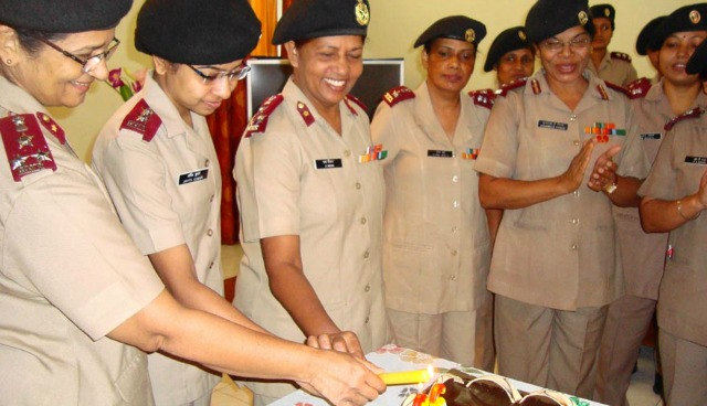 Military nursing services