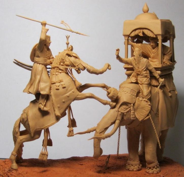 Marwari Warhorse