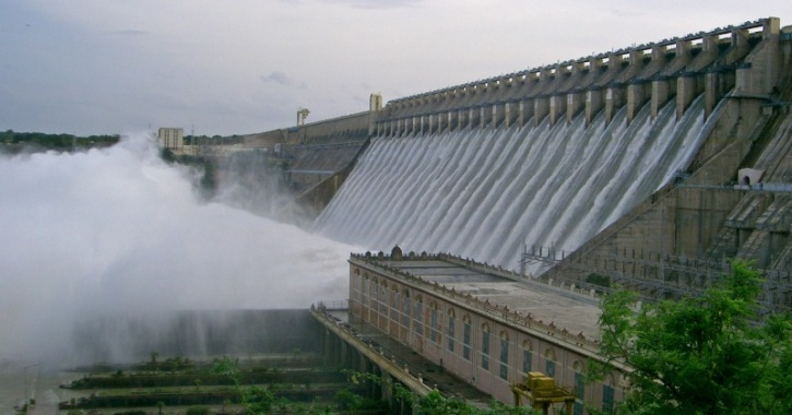 Nagarjuna Dam