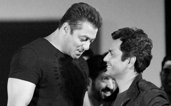 Nawazuddin Siddiqui and Salman Khan