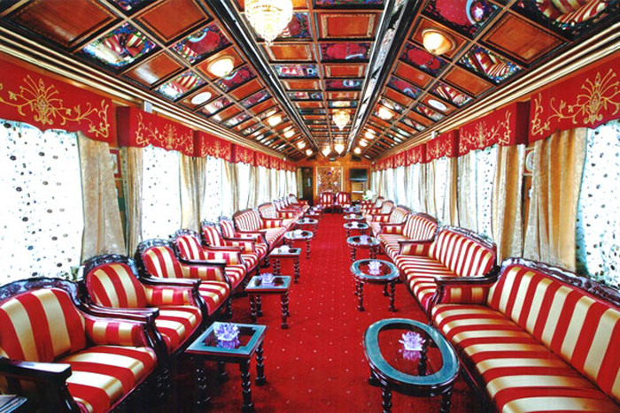 A first: Palace on Wheels has no bookings