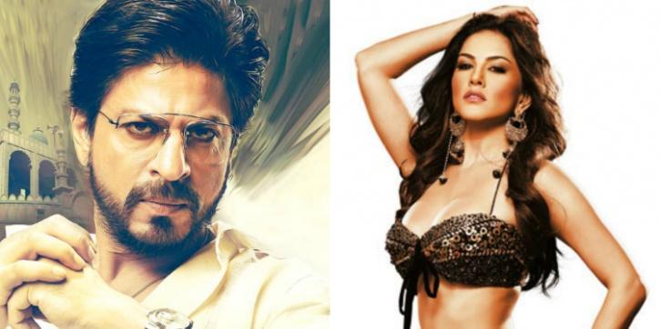 Shah Rukh Khan and Sunny Leone