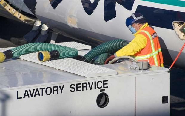 Airplane Lavatories