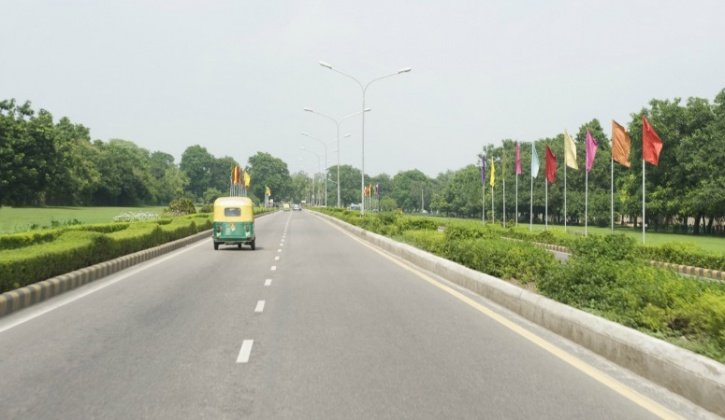 Shanti path