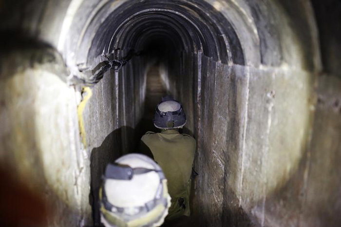 Tunnel from Pakistan to push in militants: BSF