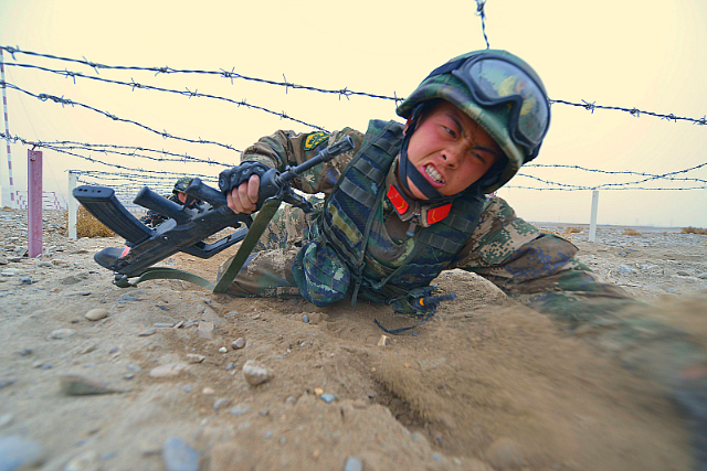 china army man