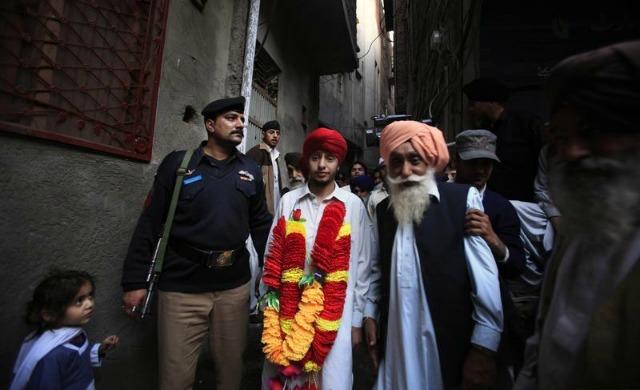 Pakistan Sikhs