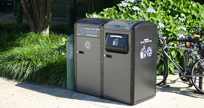 Soon India May Have Solar Powered Trash Cans Which Can Send Alerts When Full