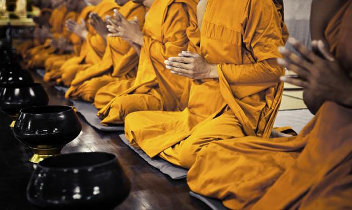 Thai Gardener Behind $20 Million Saudi Gem Heist Becomes Monk