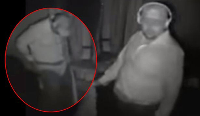 Chennai Lingerie Thief Caught On CCTV, Turns Out To Be A Godman!