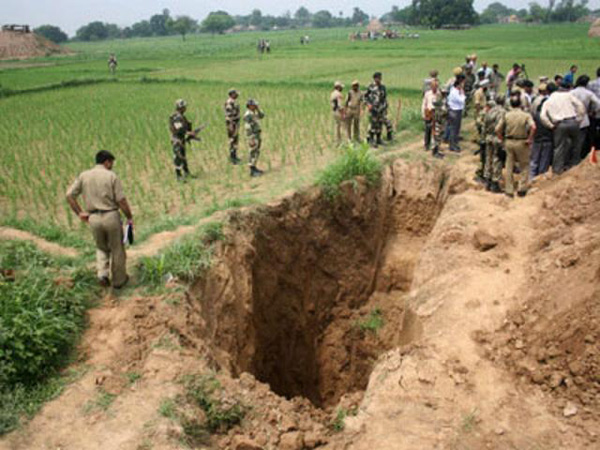 Here Is Why India Should Be Concerned Over The Discovery Of A 30-Foot Tunnel In J&K